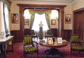 Массандровский дворец фото 17