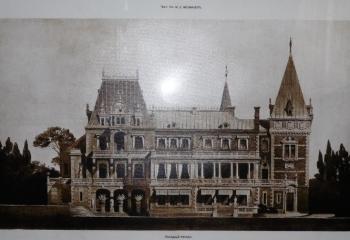 Массандровский дворец фото 18