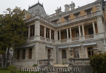 Массандровский дворец фото 33