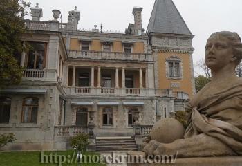 Массандровский дворец фото 32